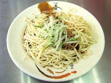 廖家の炸醤涼麺