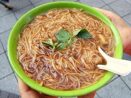 阿宗麺線の小椀