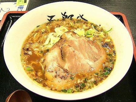 五郎家(札幌東急百貨店催事)のおなじみラーメン
