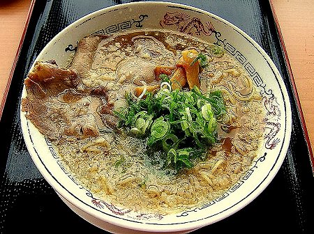 丸醤屋・イオン苫小牧店のコクうま醤油ラーメン
