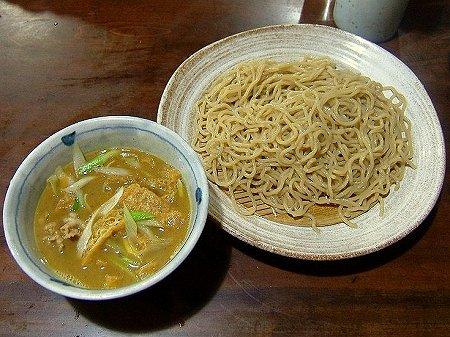 中華そば イリトのカレーつけ麺