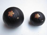 桜は花びらが貝です
