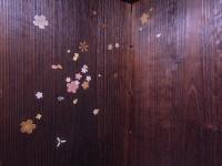 雪月花の蒔絵