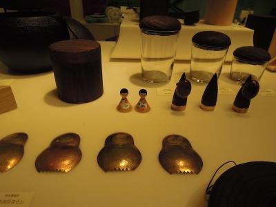伊勢丹新宿 火鉢とコーヒー
