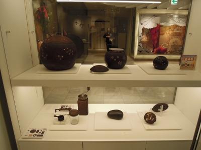 火鉢とコーヒー 新宿伊勢丹
