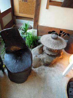 桐の椅子 岩本清商店 金沢
