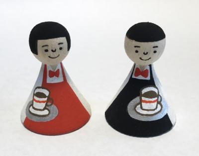 コーヒーてるてる
