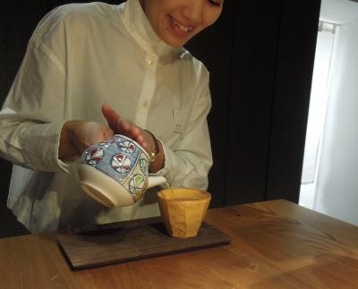 茶房一笑 丸八製茶場