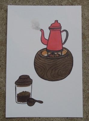 火鉢 ケーキ 金沢小町