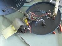 送風機の修理
