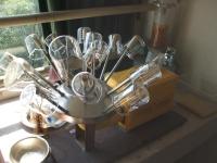 ガラス器具乾燥機