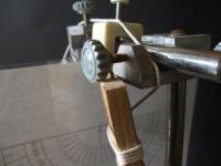 振り子実験台の改良