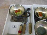 金属の膨張試験器