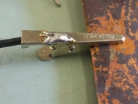 ミノムシクリップの修理