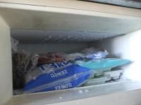 冷蔵庫の霜取り