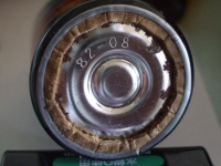 内蔵電池の日付