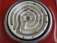 電熱器の修理「電熱器の修理」