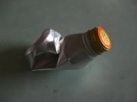 空き缶クラッシュ