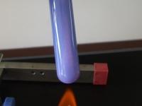 示温インクで水のあたたまり方