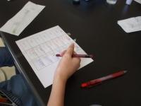 リトマス試験紙で実験