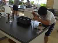炭酸水からガスを取り出す 「ぼっち実験」