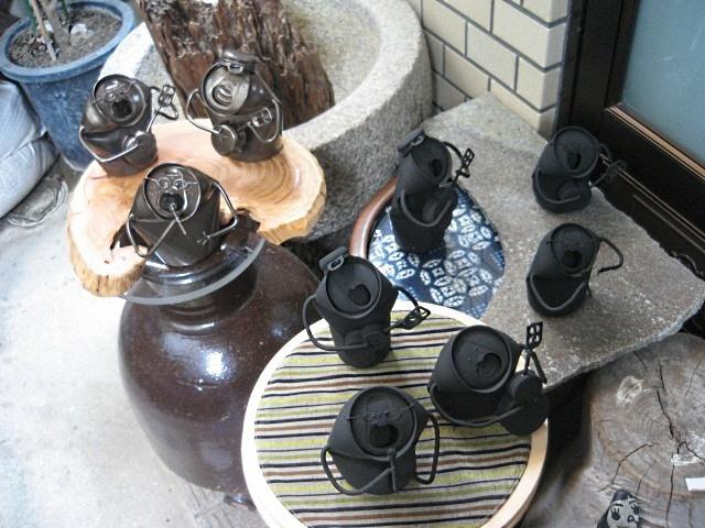 空き缶アート