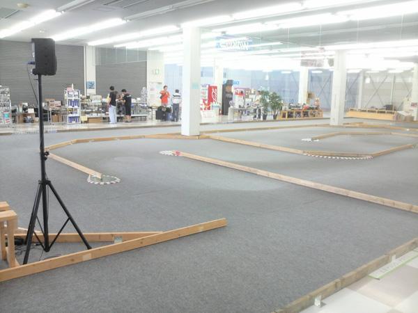 稲毛ガレージT&Fコース