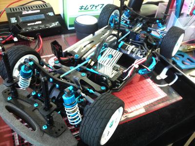 TA05R GTV仕様