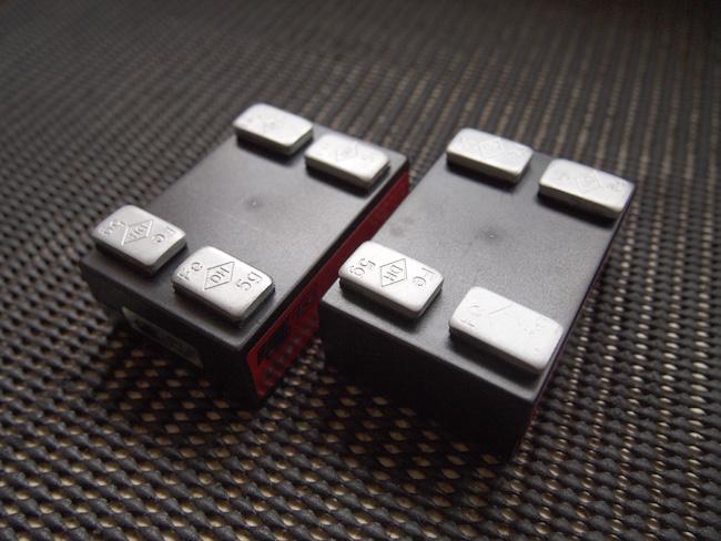 TRF501Xリポ搭載方法