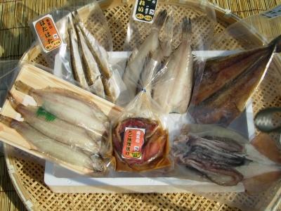 魚富2012お中元