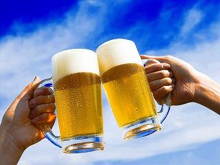 美味しそうなビール