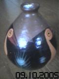 ティンガ壺