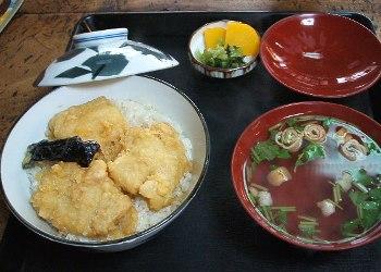 天金穴子丼060928