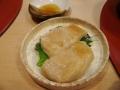 焼ゴマ豆腐
