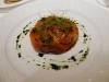 時鮭マリネ季節の野菜包み