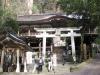 由岐神社へまずお参り