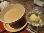 チャイとアイスクリーム