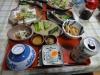 渋沢温泉の夕飯