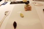 オマール海老と穴子と茸