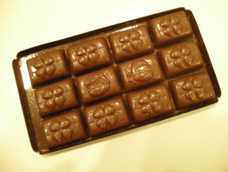 不二家ミルキーチョコレート