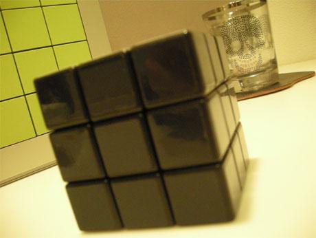 無印良品 ルービックキューブ
