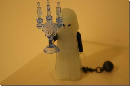 プレイモービル「お城の幽霊」1