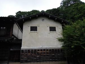 蔵 旧中村邸