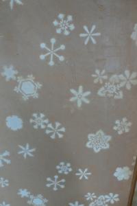 雪の結晶 町家 金沢