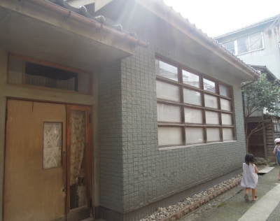 福光 商店街 富山県