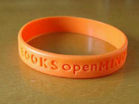 open BOOKS open MINDS Bracelet