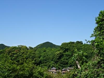 波佐見の山
