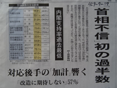 新聞7/17�