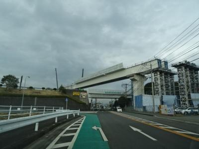 新幹線架橋�