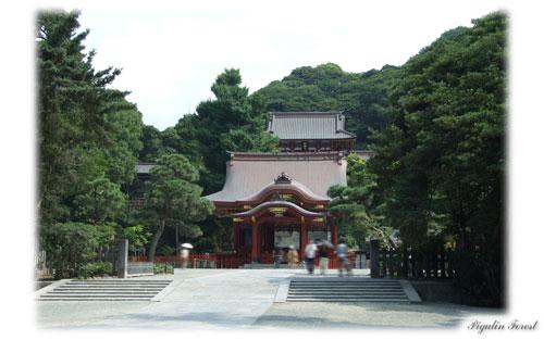 '08.11.14_鶴岡八幡宮